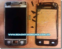 Samsung S5830 Galaxy Ace part5 disassembly
