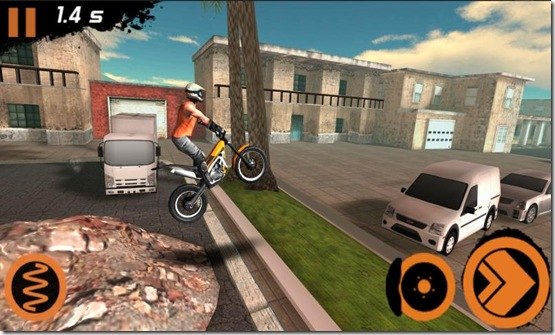Trial Xtreme 2 HD screen 1