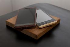 Смартфон из бамбука
