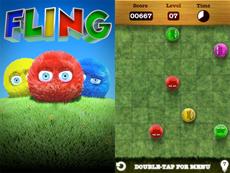 игра Fling