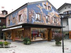 Обераммергау, Германия
