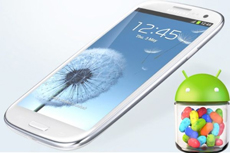 Jelly Bean для Samsung