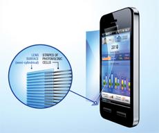 солнечные панели для мобильников