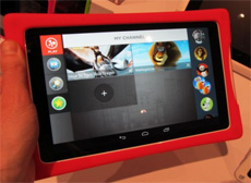 Детский планшет Fuhu Nabi DreamTab 8