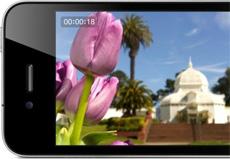 фильмы на iPhone