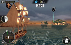 Assassin's Creed Pirates для Android/iOS