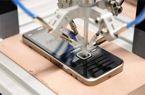 вариант ремонта мобильного телефона