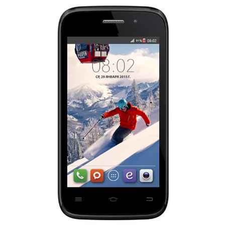 Купить Смартфон BQS-4010 Aspen black, черный