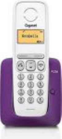Купить Радиотелефон Gigaset A230 Purple