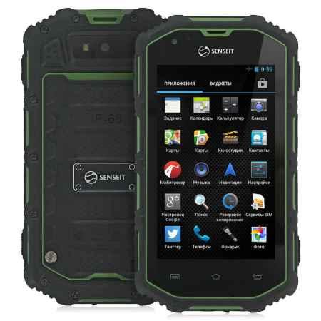 Купить Смартфон SENSEIT R390+ green