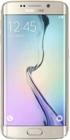 Купить Телефон Samsung Galaxy S6 Edge 32GB (Золотой)