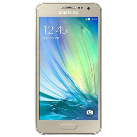 Купить Samsung Galaxy A3 SM-A300F Gold