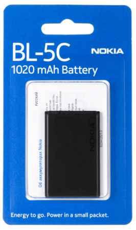 Купить Nokia BL-5C