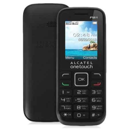 Купить Мобильный телефон Alcatel OT1040D (2 SIM) Black