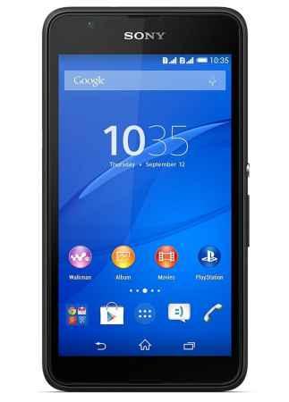 Купить Sony E2033 black