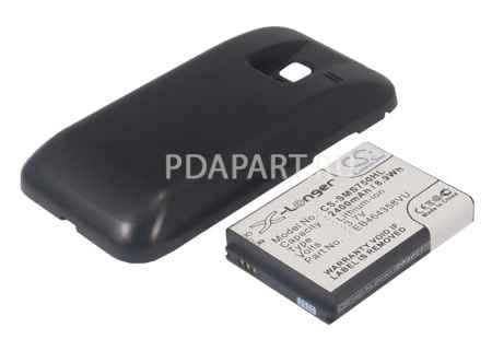 Купить Аккумулятор Samsung Galaxy Ace Plus 2400mah черный