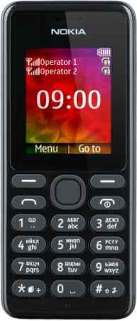 Купить Nokia 108 (черный)