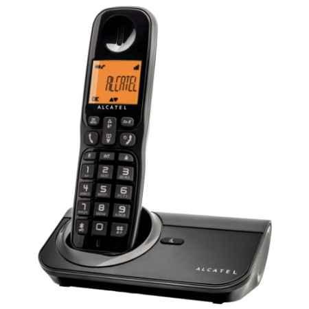 Купить Alcatel Sigma 110 Black