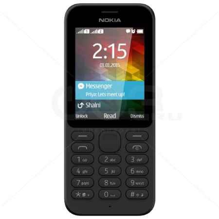 Купить Nokia 215 Dual Sim Black