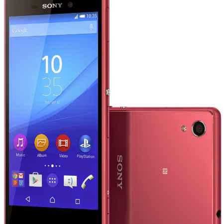 Купить Sony Xperia M4 Aqua LTE (коралловый)