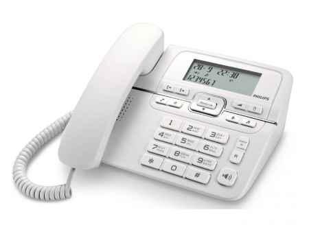 Купить Philips Проводной телефон Philips CRD200W