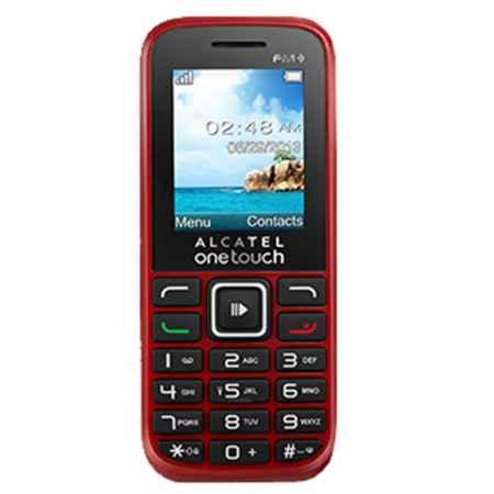 Купить Alcatel One Touch 1042D Deep Red