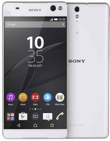 Купить Sony Xperia C5 Ultra Dual (белый)