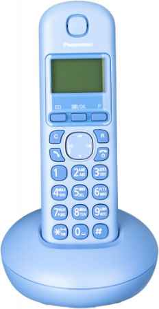 Купить Panasonic KX-TGB210 (голубой)