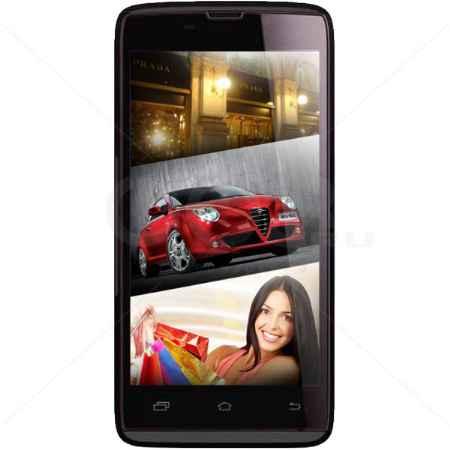 Купить Bq BQS-5001 Milan Black/Yellow/Red