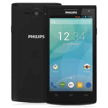 Купить Смартфон Philips S388 Black