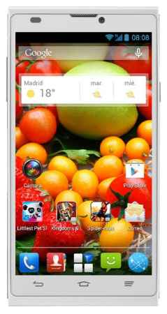 Купить Телефон ZTE Blade L2 (Белый)