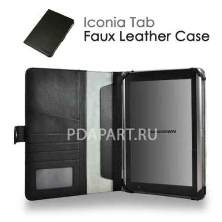Купить Чехол CaseCrown Acer Iconia A500 Synthetic Leather