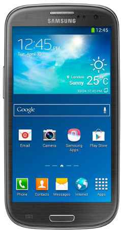 Купить Samsung Galaxy S3 Duos GT-I9300I Black