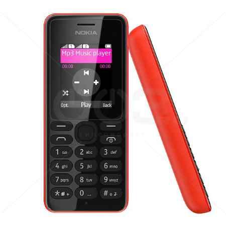 Купить Nokia 108 Dual Sim Red