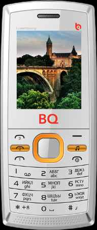 Купить BQ BQM-1816 Luxembourg White orange