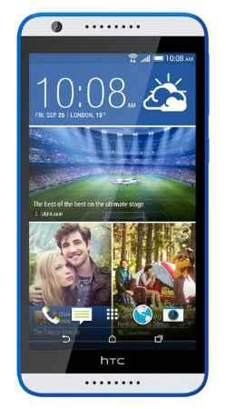 Купить Телефон HTC Desire 820 (Бело-Синий)