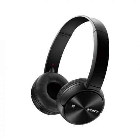 Купить Sony MDR-ZX330BT Black