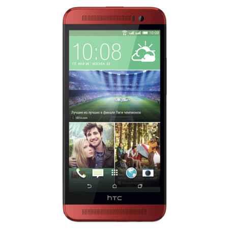 Купить Телефон HTC One E8 Dual Sim 16Gb (Красный)