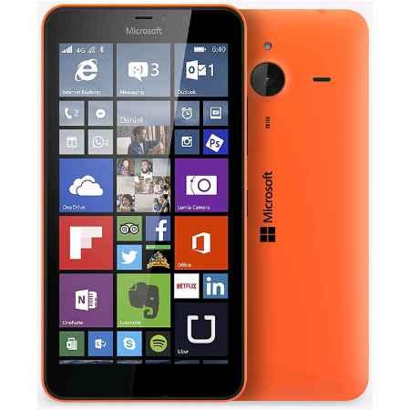 Купить Microsoft Lumia 640 LTE Orange