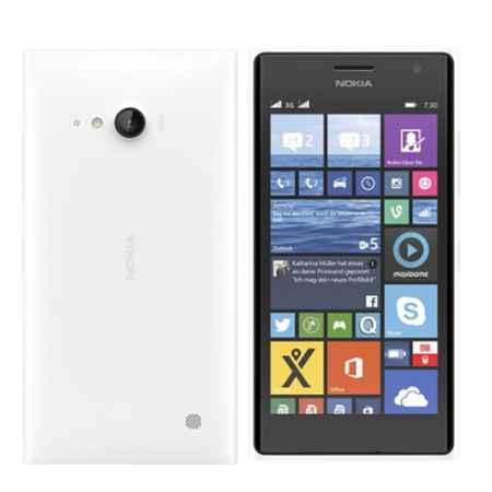 Купить Nokia Lumia 730 Dual Sim White