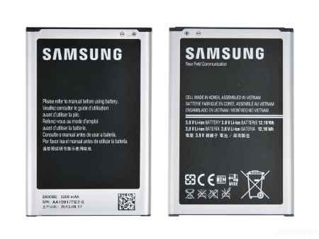 Купить Аккумулятор Samsung Galaxy Note 3 SM-N900 3200mah