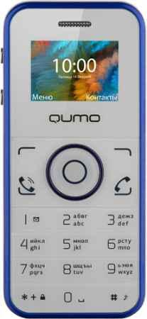 Купить Qumo Push mini (синий)