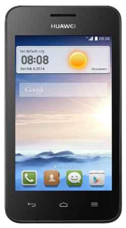 Купить Телефон Huawei Ascend Y330 (Черный)