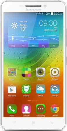 Купить Смартфон Lenovo A5000 White