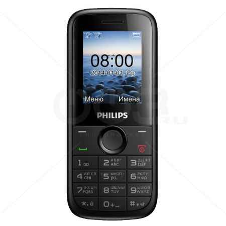 Купить Philips E120 Black