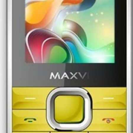 Купить Maxvi  V5 Yellow