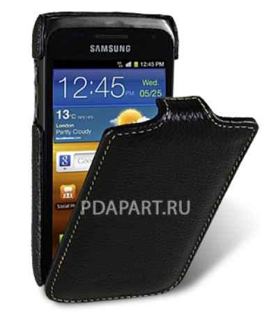 Купить Чехол Samsung Galaxy W i8150 - Jacka Type черный