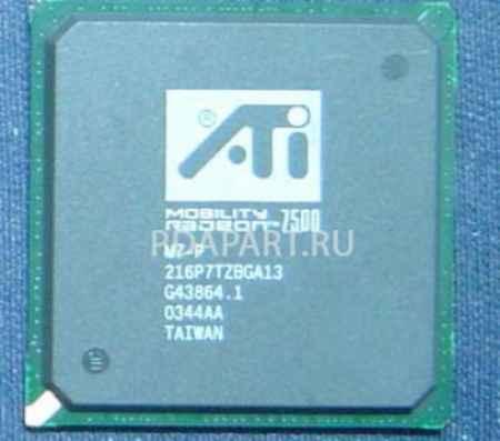 Купить Микросхема ATI Radeon 7500 M7-P 216P7TZBGA13