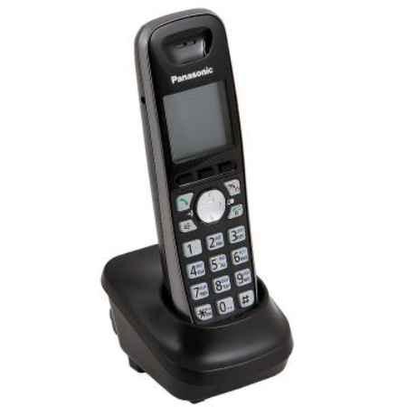 Купить Дополнительная трубка Panasonic KX-TGA651RUB черный
