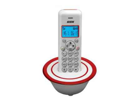 Купить Радиотелефон DECT BBK BKD-815 RU бело-зеленый